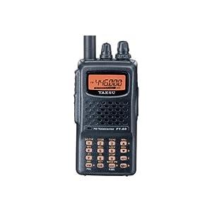 Yaesu FT-60R Dual Band Handheld 5W VHF UHF Amateur Radio Transceiver by Yaesu