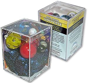 scale solar system marbles - photo #17