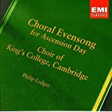 Choral Evensong For Ascension