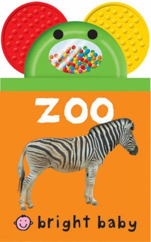 Baby Shaker Teethers - Zoo