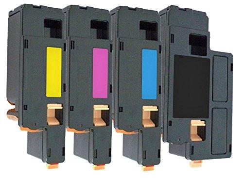 set-of-4-compatible-laser-toner-cartridges-for-dell-1250-1250c-1350-1350cn-1350cnw-1355-1355cn-1355c