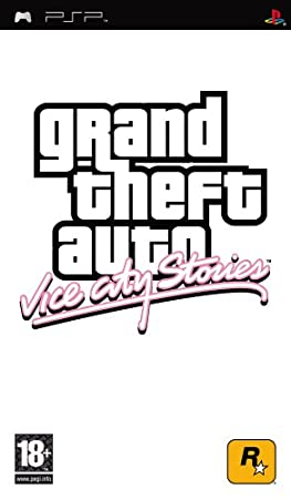 Grand Theft Auto Vice City Stories PSP PAL