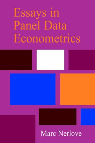 Essays in Panel Data Econometrics