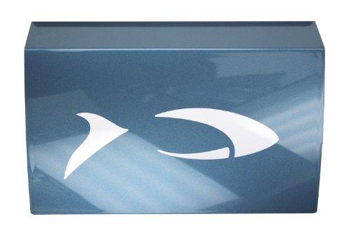 linir-bruce-lote-de-2-adhesivos-en-forma-de-pez-para-ventanas-coches-baldosas-etc-color-blanco