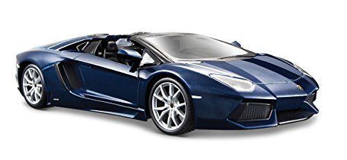 Maisto-Lamborghini-Aventador-LP-700-4-Roadster-Die-Cast-Vehicle-124-Scale-Colors-May-Vary