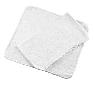 Reliable Cloth Cleaning Pad for Enviromate Steam Floor Cleaners, 2 Count