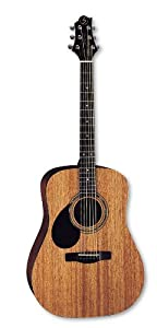 Samick Greg Bennett Design D1 LH Acoustic Guitar, Natural