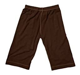 KicKee Pants Basic Pant, Bark, 12 18 Months