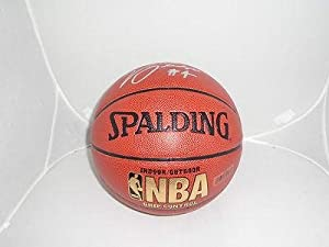Victor Oladipo Indiana Hoosiers signed NBA basketball ball - Autographed College... by Sports+Memorabilia
