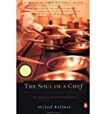 img - for [ The Soul of a Chef: The Journey Toward Perfection ] By Ruhlman, Michael ( Author ) [ 2001 ) [ Paperback ] book / textbook / text book