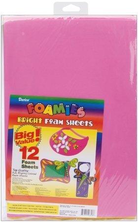 Darice Foam Sheets 12