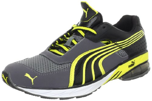 Do you want to buy PUMA Men s Toori NBK TL Running Shoe Quiet Shade Black  Blazing Yellow 9 5 D US ?. Then if you want information about the products.