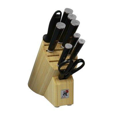Miyabi Kaizen 10-Piece Block Knife Set
