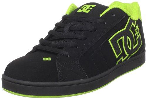 Shoes   Accessories  DC Shoes Men s Net Black Soft lime Lace Up ... b651b207e387b