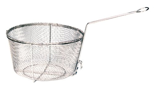 Bayou Classic 0125 Mesh Fry Basket (Fish Fry Pot And Basket compare prices)