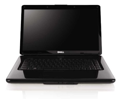Dell Inspiron 1545 15.6-Inch Jet Black Laptop - Up to 4 Hours 34 Minutes of Battery Life (Windows 7 Home Premium)