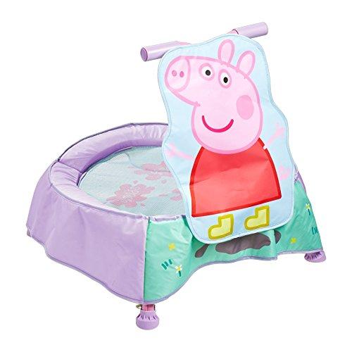 Peppa Pig - Tappeto elastico per bambini con suoni, multi-colore