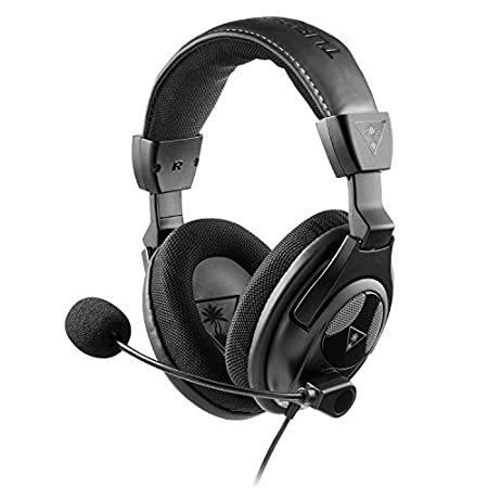 Turtle Beach PX24 Amplified Gaming Headset - Superhuman Hearing - PS4 and Xbox One (compatible w/ Xbox One controller w/ 3.5mm headset jack)