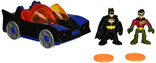 Fisher-Price Imaginext Super Friends Batman and Robin