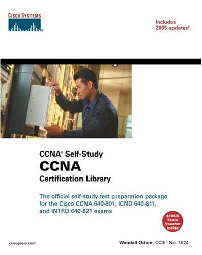 CCNA Certification Library (CCNA Self-Study, Exam #640-801)