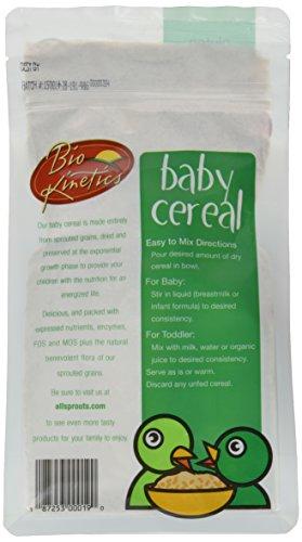 Baby buckwheat cereal