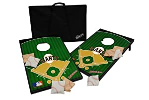 MLB Tailgate Toss Cornhole Set by Unknown