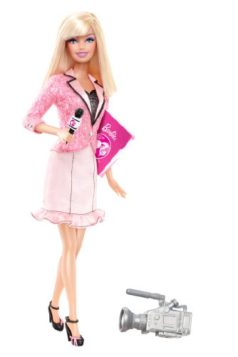 Barbie I Can Be News Anchor Doll (Barbie I Can Be Vet compare prices)