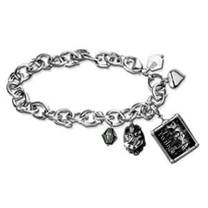 "Twilight Bracelet/Image Charm BTS ""Bella & Cullens"""