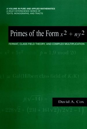 Primes of the form x^2 + ny^2