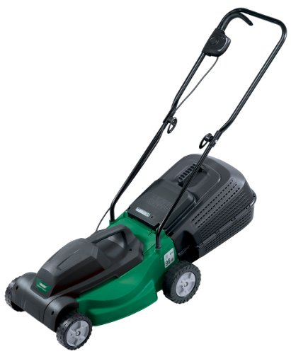 Draper 03471 370 mm 230-Volt 1,400-Watt Electric Rotary Mower