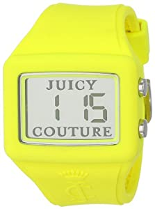Juicy Couture Womens 1900989 Chrissy Digital Watch