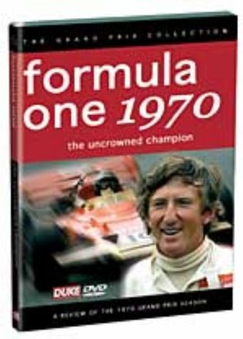 Formula 1 Review 1970 [DVD]