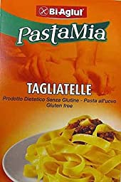 Biaglut Gluten-free Tagliatelle Pasta, 8.81 Ounce Packages (Pack of 10)
