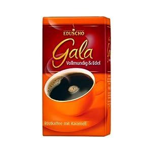Eduscho Gala Vollmundig & Edel 500g