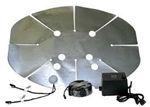 Perfect Vision Hot Shot Universal Peel & Stick Heater Kit (HSSLNGRFKIT) by Perfect Vision (Dtv Satellite Dish compare prices)