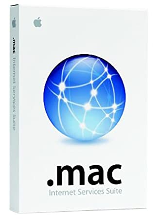 .Mac Retail Box 2003 [OLD VERSION]