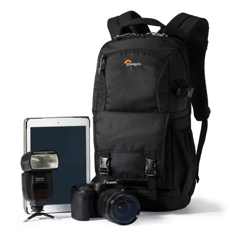 Lowepro Fastpack BP 150 AW II Digital SLR Camera Case (Black)