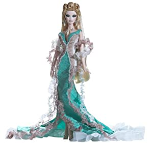 Barbie Exclusive 2009 GOLD Fantasy Series - APHRODITE