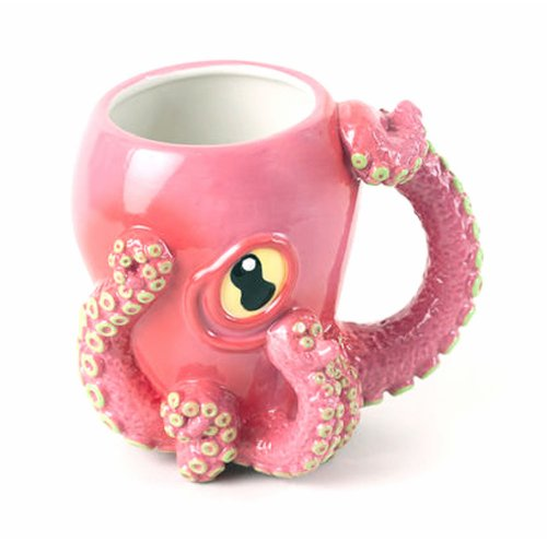 Tea and Tentacles Mug