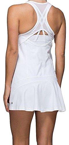 Lululemon Ace Dress Tennis Dress White (4