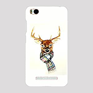 Back cover for Xiaomi Mi4i Winter Deer 2