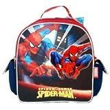 Marvel Spiderman Backpack - Toddler Size Spider-Man School Backpack#37984