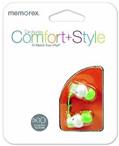 Memorex CB25 Green Headphone