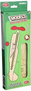 Guillow Guillow's US Warhawk Mini Rubber Powered Model Plane [Toy]
