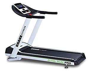 """Amazing Offer - Branx Fitness Commercial 'Gym Run Pro' Treadmill - 3 Years Parts & On-Site Labour Warranty - Lifetime Frame & Motor - Used by professional athletes - 365 Days a year aftercare support on this item"""
