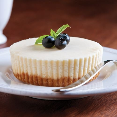 4 Individual New York Cheesecakes