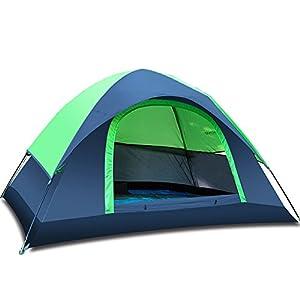 パラディニア(Paladineer)テント キャンプ ドームテント 2人用 防雨 防風 UVカット