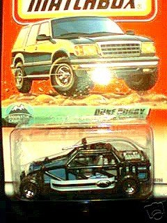 Matchbox Dune Buggy Mountain Cruisers #92