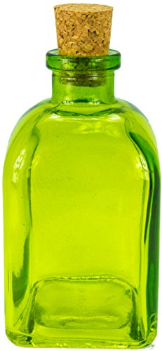 Olive Oil Outpost 250ml Green Recycled Spanish Glass Bottles with Cork