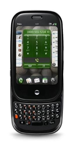 Palm Pre 3mp/8gb/webos/qwerty Keyboard/wifi Smartphone Unlocked World Version (Black)
